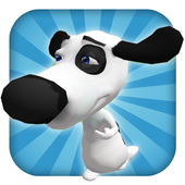 Dog Runner: Doggie Race Game icon