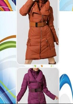winter jacket models design apk screenshot