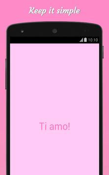 LingoScroll Translator App apk screenshot