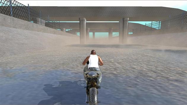 Real Motorbike Rider poster