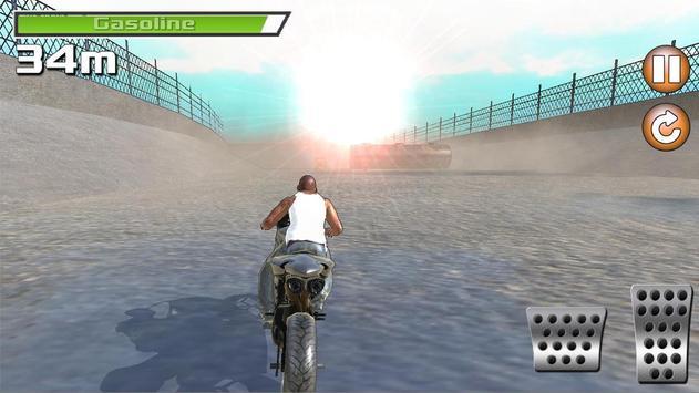 Real Motorbike Rider screenshot 2