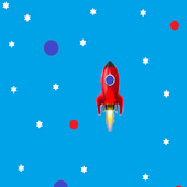 into the space icon