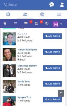 web to social apk screenshot