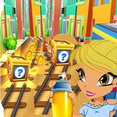Rash Winx Subway icon