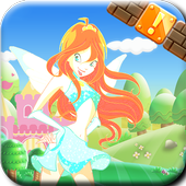 Bloom Magical Winx adventure Club icon