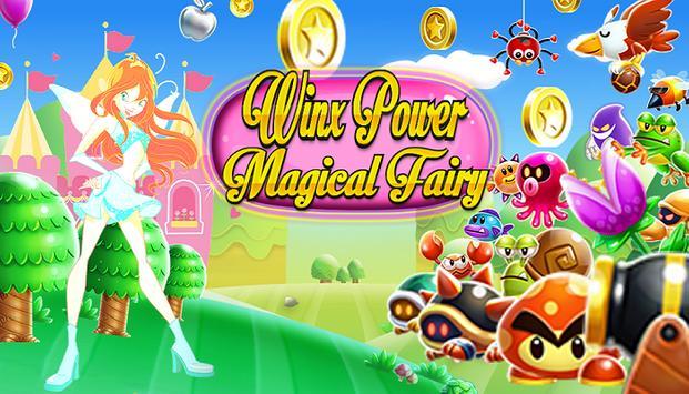 Bloom Magical Winx adventure Club apk screenshot