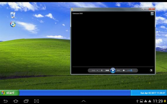 windows xp apk for android phone