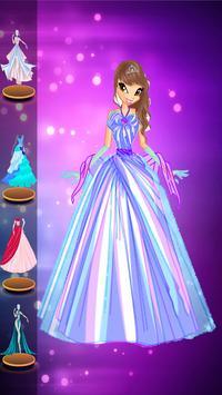 Winx Fashion Dressup Club apk screenshot