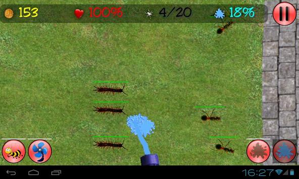 Insect Fighter screenshot 2