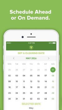 Wischen: Cleaning On-Demand screenshot 1