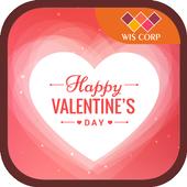Cinta Valentine Wallpaper icon
