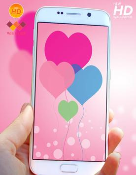 Cinta Valentine Wallpaper poster