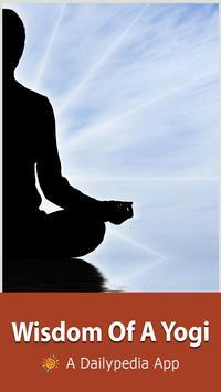 Wisdom Of A Yogi Daily poster