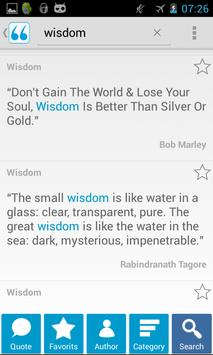 Quotes apk screenshot