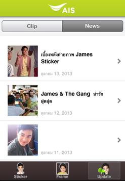 AIS James' Life apk screenshot