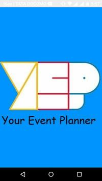 Your Event Planner poster