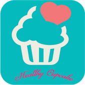 Cupcakes Healthy Recipes icon