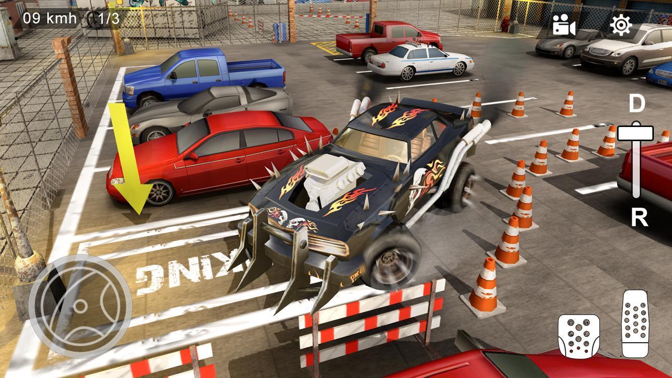 Simulator Parkir Mobil Real Car Parking 2018 For Android Apk Download