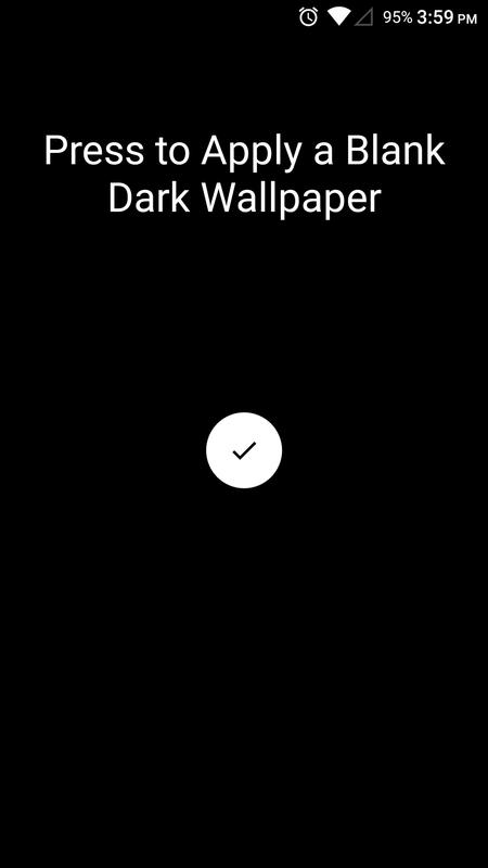 Blank Wallpaper Black For Android Apk Download