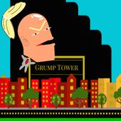 Trump the Grump icon