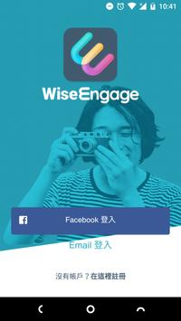 WiseEngage poster
