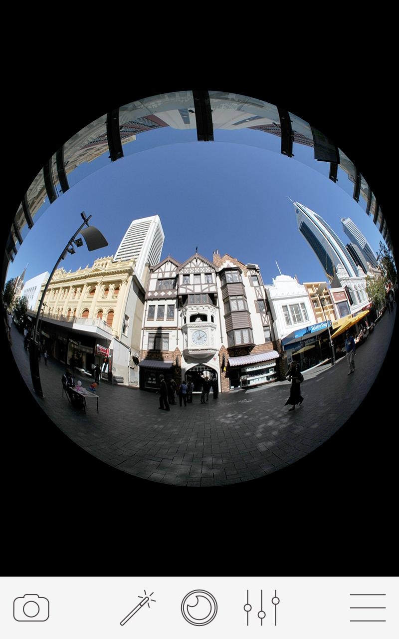 fisheye android download