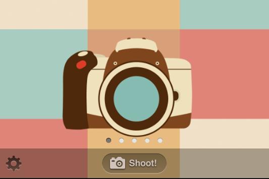 Retro Photo Camera poster