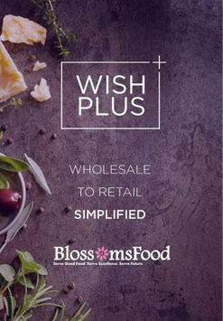 Blossoms Food poster