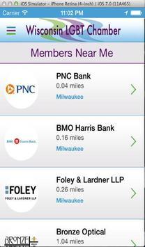 Wisconsin LGBT Chamber apk screenshot