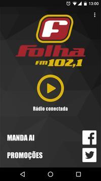Folha FM poster