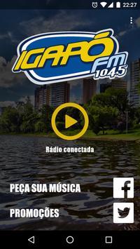 Igapó FM poster