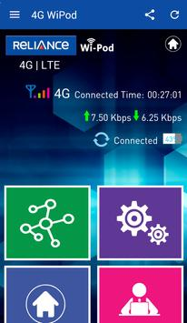 Reliance  4G Wipod App poster