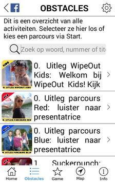 WipeOut Nederland apk screenshot