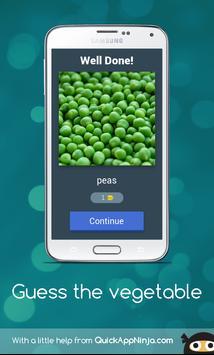 Guess the vegetable screenshot 1