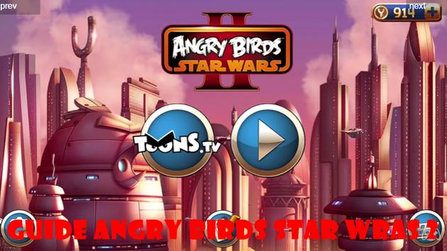 Guide Angry Birds Star Wars 2 Android apk screenshot