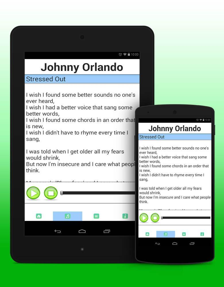 Johnny Orlando Song mp3 New for Android - APK Download