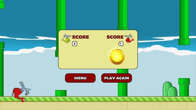 The Good Dinosaur Dash screenshot 2