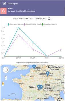 Clap - Réseau audiovisuel apk screenshot