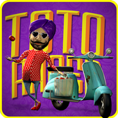 Toto Racer icône