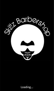 Skillz Barbershop poster
