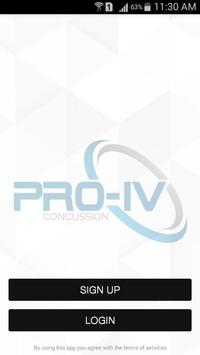 Pro IV Concussion apk screenshot