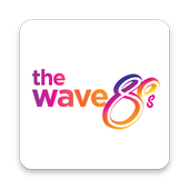 The Wave 80s icon