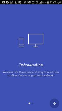 Wireless File Share poster