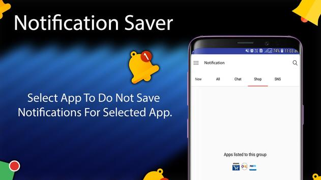 Notification Saver - Notification History cho Android - Tải