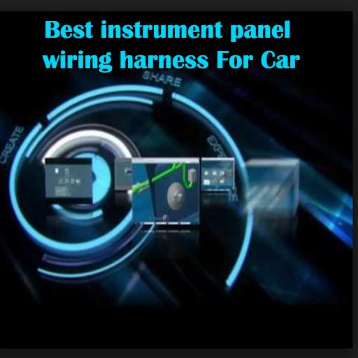 NEW INSTRUMENT PANEL WIRING NARNESS poster