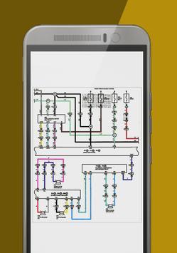 Wiring Diagram Car screenshot 1