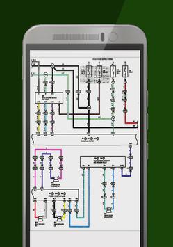 Wiring Diagram Car screenshot 2