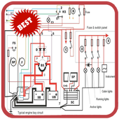 Wiring Diagram Electricals icon