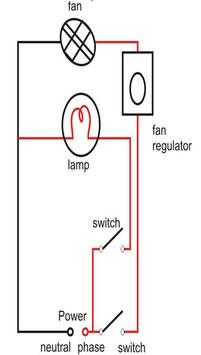 Wiring Diagram Electricals poster