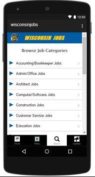 Wisconsin Jobs apk screenshot